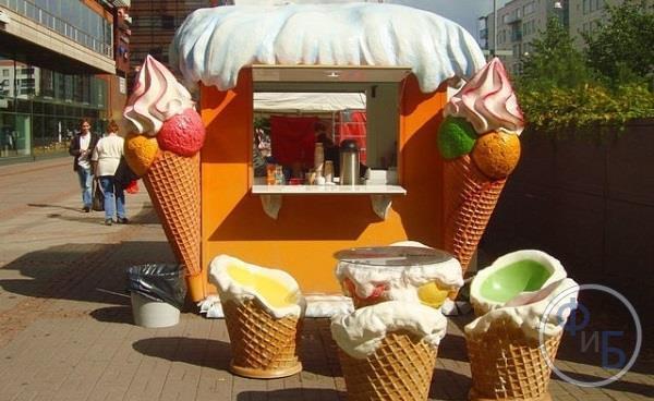 Бизнес план фургон мороженого идея для среднего бизнеса