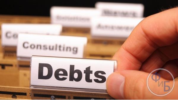Почему появляется долг