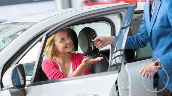 Покупка машины по автокредиту